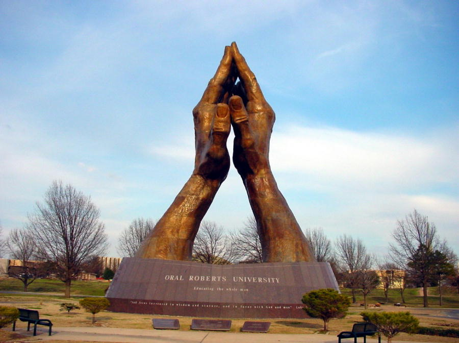 Oral Roberts University is a private Christian university that was located